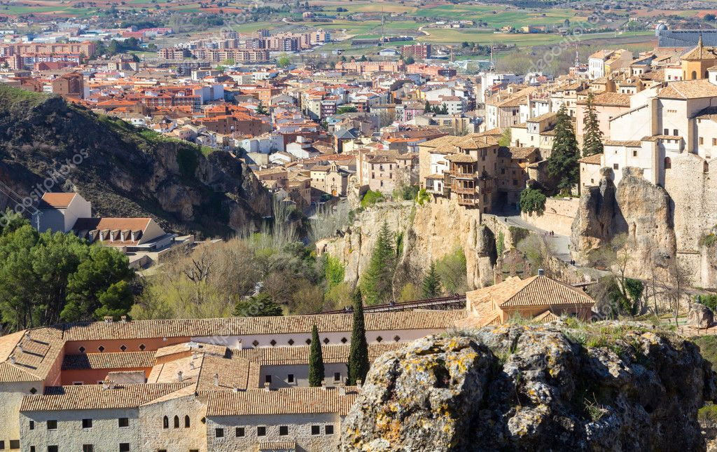 Cuenca-stock-photo-general-view-of-the-historic,29.12.18