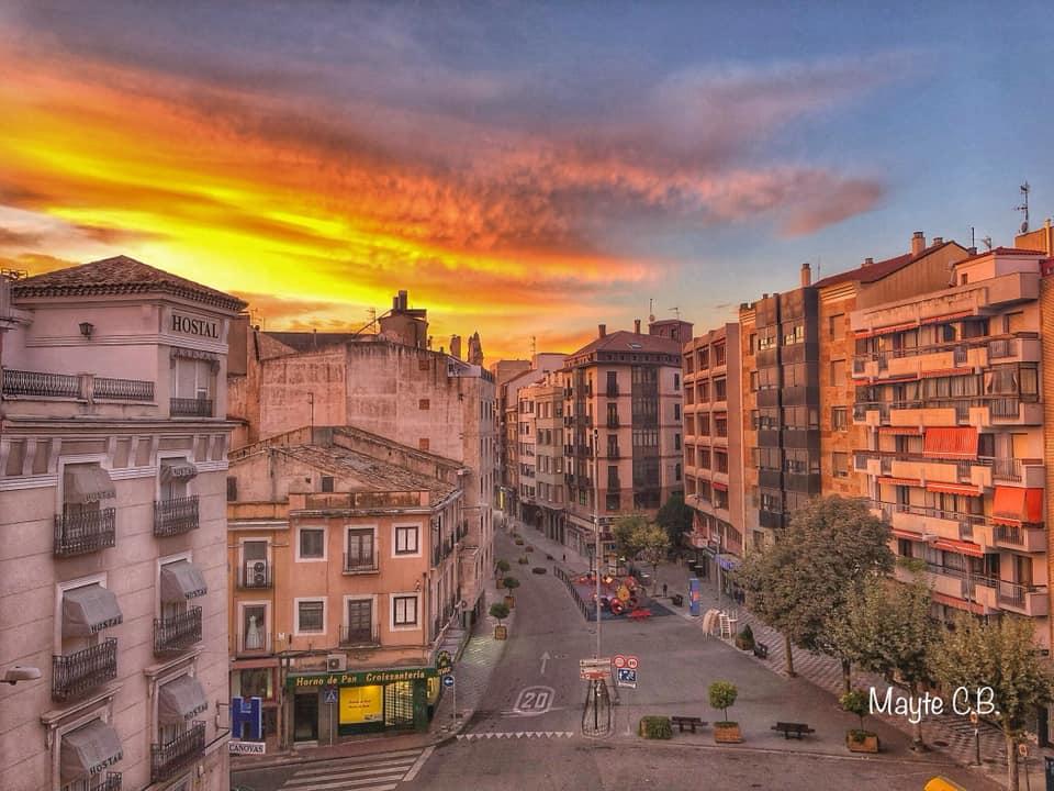 Fotos de Maite Bonilla en Descubriendo Cuenca, 26.10.18
