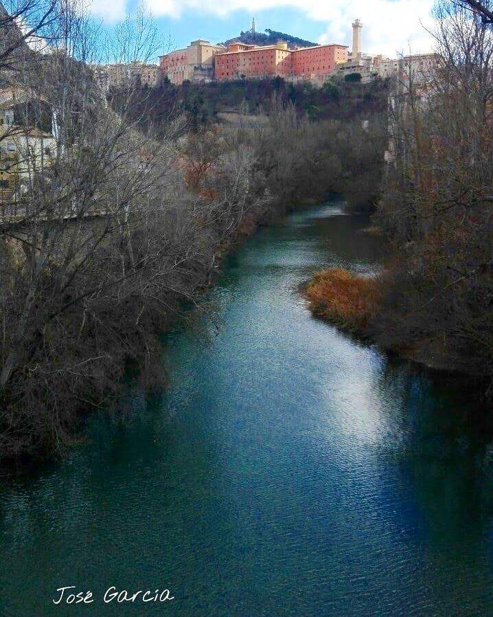 Río Júcar desde Puente San Antón